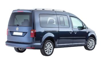 Rent VW Caddy Long Edition